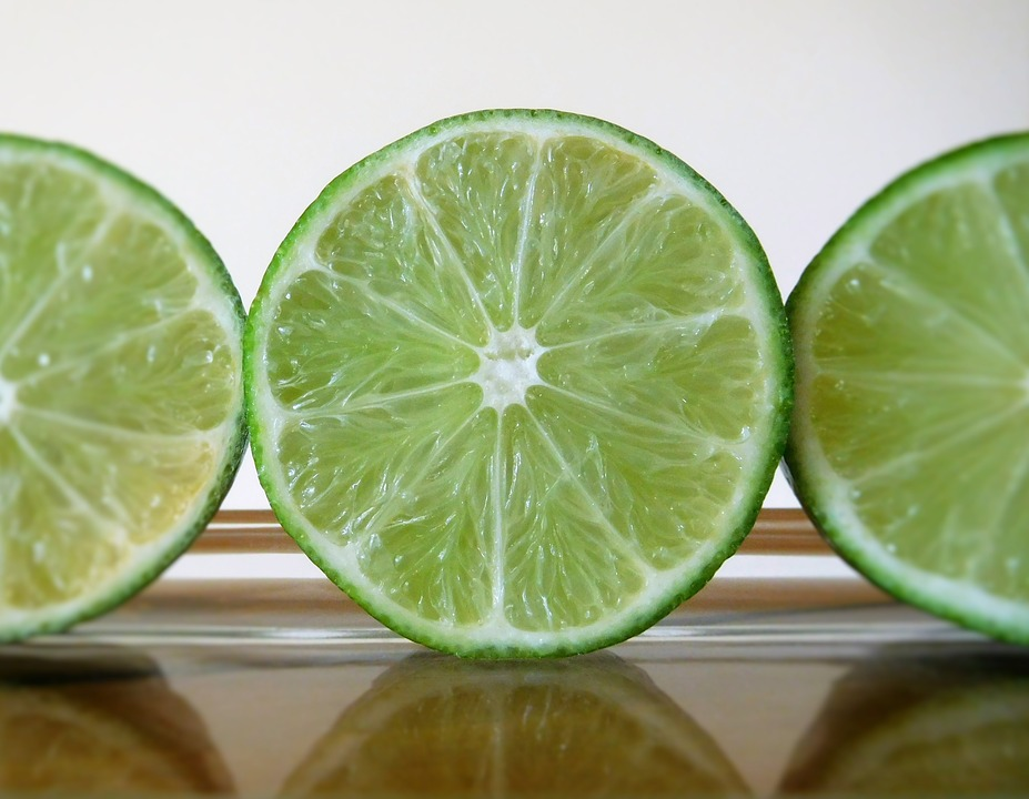 Limes add great flavor to Thai Recipes